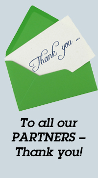 Thank you to all FTTTF partners!